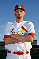 Mar 01, 2010; Jupiter, FL, USA; St. Louis Cardinals pitcher Lynn Lance (70) during  photoday at Roger Dean Stadium. Mandatory Credit: Tomasso De Rosa/ Four Seam Images