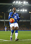Romelu Lukaku of Everton dejected - Everton vs Crystal Palace - Barclays Premier League - Goodison Park - Liverpool - 07/12/2015 Pic Philip Oldham/SportImage