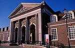 A728M6 Clacton town hall, Clacton essex England
