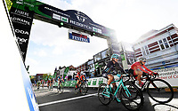 Picture by Simon Wilkinson/SWpix.com 10/05/2018 - Cycling, OVO Energy Tour Series Women's Race, Redditch<br /> Team Breeze , Trek Drops
