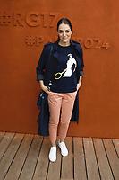 Sofia Essaïdi - Célébrités à Roland Garros - 7 juin 2017, Paris, France. # LES PEOPLE AU VILLAGE DE ROLAND GARROS - 07 JUIN 2017