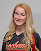 Alexandra Laird of Sachem East poses for a portrait during the Newsday varsity softball season preview photo shoot at company headquarters on Friday, Mar. 18, 2016.