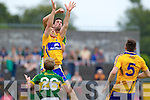 Anthony Maher, Kerry in action against  , Clare in the Munster Senior Championship Semi Final in Cusack Park, Ennis on Sunday.