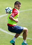 Getafe's Mauro Arambarri during training session. September 12,2017.(ALTERPHOTOS/Acero)