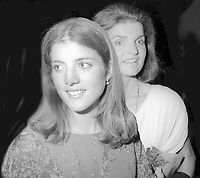 Caroline Kennedy Jackie Kennedy 1978<br /> Photo By Adam Scull/PHOTOlink.net