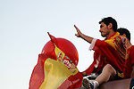 02.07.2012. Casillas during Tour of Madrid of the Spanish football team to celebrate their victory in Euro 2012 july 2012.(ALTERPHOTOS/ARNEDO)