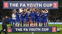 Chelsea U18 v Manchester City U18 - FA Youth Cup FINAL 2nd Leg - 27.04.2016