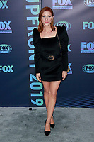 NEW YORK, NY - MAY 13: Brittany Snow at the FOX 2019 Upfront at Wollman Rink in Central Park, New York City on May 13, 2019. <br /> CAP/MPI99<br /> ©MPI99/Capital Pictures