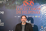 "Karra Elejalde attends to the presentation of the spanish film "" 1898. Los ultimos de Filipinas"" at Naval Museum in Madrid, Spain. November 28, 2016. (ALTERPHOTOS/BorjaB.Hojas)"