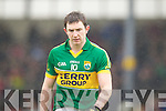 Daithi Casey, Kerry in action against   Tyrone in the fourth round of the National Football league at Fitzgerald Stadium, Killarney on Sunday.