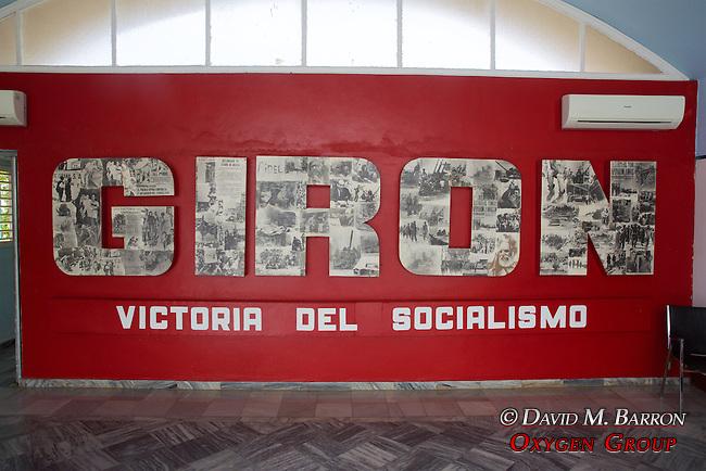 Invasion Museum - Giron Museum, Bay Of Pigs (1961)
