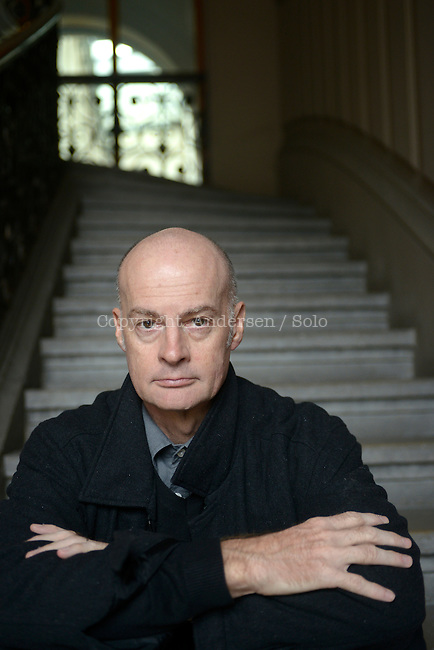 Roger Smith, South African crime novelist.