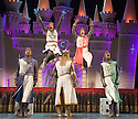 Monty Python's Spamalot a musical based on the film Monty Python and the Holy Grail. Book and Lyrics by Eric Idle .  Opens at the Palace  Theatre on 16/10/06 CREDIT Geraint Lewis