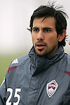 6 April 2007: Pablo Mastroeni. DC United and the Colorado Rapids trained on the practice fields at Dick's Sporting Goods Park in Denver, Colorado, in preparation for the season opener to be played Saturday, April 7.
