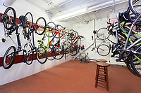 Bike Room at 811 Walton Avenue