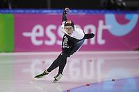 SCHAATSEN: HEERENVEEN: IJsstadion Thialf, 16-11-2012, Essent ISU World Cup, Season 2012-2013, Ladies 3000 meter Division B, Brianne Tutt (CAN), ©foto Martin de Jong