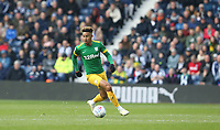 Preston North End's Callum Robinson<br /> <br /> Photographer Stephen White/CameraSport<br /> <br /> The EFL Sky Bet Championship - West Bromwich Albion v Preston North End - Saturday 13th April 2019 - The Hawthorns - West Bromwich<br /> <br /> World Copyright © 2019 CameraSport. All rights reserved. 43 Linden Ave. Countesthorpe. Leicester. England. LE8 5PG - Tel: +44 (0) 116 277 4147 - admin@camerasport.com - www.camerasport.com