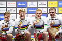 UCI Track Worlds - 27 Feb 2020