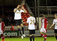 2012 09 25 Crawley Town V Swansea City, Broadfield Stadium, England, UK.