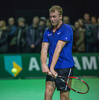 Rotterdam, Netherlands, 11 februari, 2017, ABNAMROWTT,  Final Supermatch, Glen Smit (NED)