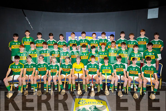U15 and U16 Hurling Squad