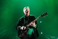 NOV 09 New Order performing at Alexandra Palace