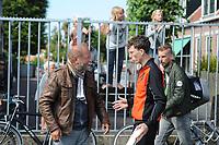 KAATSEN: HARLINGEN: 02-07-2017, Kaatsvereniging Eendracht, Hotze Schuil Kaatspartij Harlingen, ©foto Martin de Jong