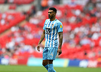 28th May 2018, Wembley Stadium, London, England;  EFL League 2 football, playoff final, Coventry City versus Exeter City; Jordan Willis of Coventry City looking on