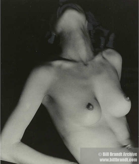 Nude reclining 1930s