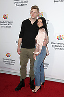 "LOS ANGELES - OCT 28:  Levi Meaden, Ariel Winter at the ""A Time For Heroes"" Family Festival at the Smashbox Studios on October 28, 2018 in Culver City, CA"
