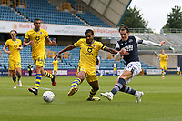 Connor Mahoney of Millwall goes close during Millwall vs Swansea City, Sky Bet EFL Championship Football at The Den on 30th June 2020