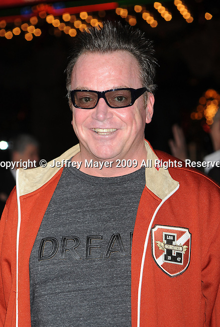 "HOLLYWOOD, CA. - December 16: Tom Arnold attends the Los Angeles premiere of ""Avatar"" at Grauman's Chinese Theatre on December 16, 2009 in Hollywood, California."