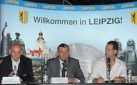 European Championships Fencing 2010 / Fecht Europameisterschaft 2010 in Leipzig - Competition Championat d'europe - im Bild: Press conference - Pressekonferenz mit Franticek Janda (m.) . Foto: Norman Rembarz..Norman Rembarz , Autorennummer 41043728 , Augustenstr. 2, 04317 Leipzig, Tel.: 01794887569, Hypovereinsbank: BLZ: 86020086, KN: 357889472, St.Nr.: 231/261/06432 - Jegliche kommerzielle Nutzung ist honorar- und mehrwertsteuerpflichtig! Persönlichkeitsrechte sind zu wahren. Es wird keine Haftung übernommen bei Verletzung von Rechten Dritter. Autoren-Nennung gem. §13 UrhGes. wird verlangt. Weitergabe an Dritte nur nach  vorheriger Absprache..