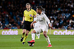 Real Madrid's Carlos Henrique Casemiro during Copa del Rey match between Real Madrid and Girona FC at Santiago Bernabeu Stadium in Madridrm12 2019. (ALTERPHOTOS/A. Perez Meca)
