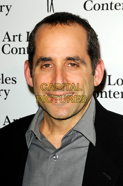 PETER JACOBSON.The Art Los Angeles Contemporary Art Fair at Pacific Design Center on January 28, 2010 in West Hollywood, California, USA. .January 28th, 2010 .headshot portrait black grey gray.CAP/ROT.©Lee Roth/Capital Pictures