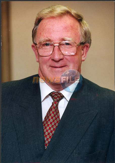 IR/ Business/ Paddy Hughes.Mr Paddy Hughes Managing Director, Bord na Mona.Scan Fran Caffrey