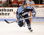 Jeffrey Marshall (Maine - 7) - The Boston University Terriers defeated the University of Maine Black Bears 1-0 (OT) on Saturday, February 16, 2008 at Agganis Arena in Boston, Massachusetts.