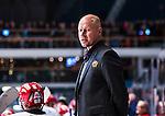 Stockholm 2013-12-28 Ishockey Hockeyallsvenskan Djurg&aring;rdens IF - Almtuna IS :  <br /> Almtuna assisterande tr&auml;nare Marcus Ragnarsson<br /> (Foto: Kenta J&ouml;nsson) Nyckelord:  portr&auml;tt portrait