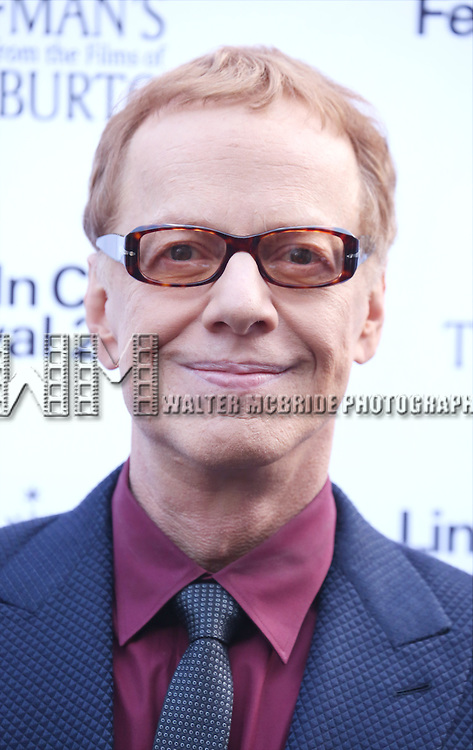 Danny Elfman attends the 'Danny Elfman's Music From The Films Of Tim Burton' - 2015 Lincoln Center Festival Opening Night at Josie Robertson Plaza at Lincoln Center on July 6, 2015 in New York City.