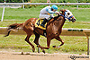 Portena winning at Delaware Park on 6/22/13
