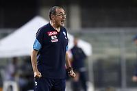 Maurizio Sarri<br /> Verona 19-08-2017 Stadio Bentegodi Calcio Serie A 2017/2018 Hellas Verona - Napoli Foto Daniele Buffa/Imagesport/Insidefoto
