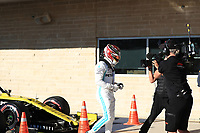 2nd November 2019; Circuit of the Americas, Austin, Texas, United States of America; Formula 1 United Sates Grand Prix, qualifying day; Mercedes AMG Petronas Motorsport, Lewis Hamilton qualifies 5th - Editorial Use