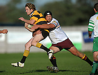 110430 Manawatu Club Rugby - Feilding Yellows v College Old Boys