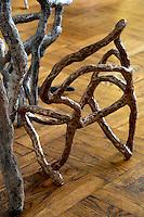 Artwork bronze sculpture