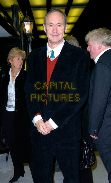 "NIGEL PLANER.The ""Hogfather"" world TV premiere, Curzon Mayfair cinema, London, UK..November 27th, 2006.half length blue suit.CAP/CAN.©Can Nguyen/Capital Pictures"