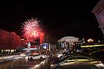 Caesars Palace Fireworks 2018