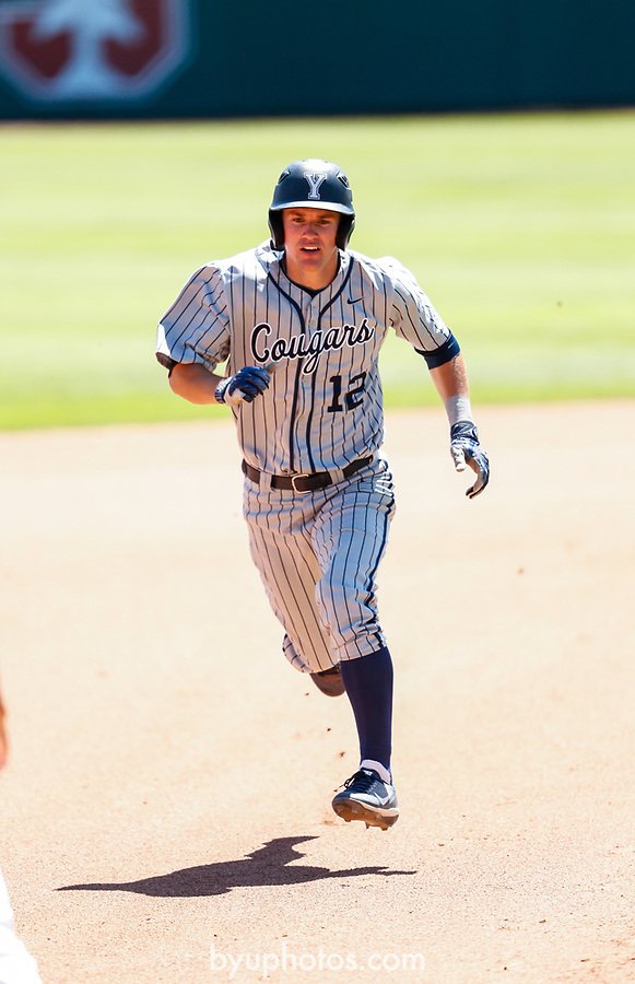 The BYU Baseball Team defeated Sacramento State 6-1 in an elimination game at the Stanford Regional of the NCAA Championships.<br />
