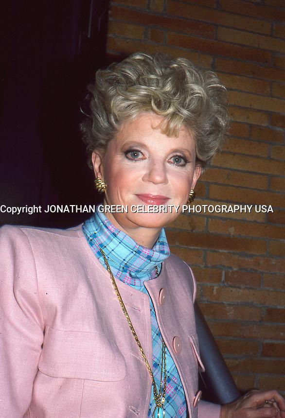 Judith Krantz 1986 by Jonathan Green