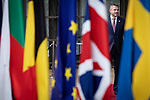 BRUSSELS - BELGIUM - 20 June 2019 -- European Council, summit meeting with heads of state. -- Leaders arriving. Peter Pellegrini Prime Minister of Slovakia. -- PHOTO: Juha ROININEN / EUP-IMAGES
