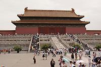 Beijing ,China- 2007 File Photo -<br /> <br /> <br /> tiananmen Place in Beijing<br /> <br /> <br /> <br /> photo : James Wong-  Images Distribution